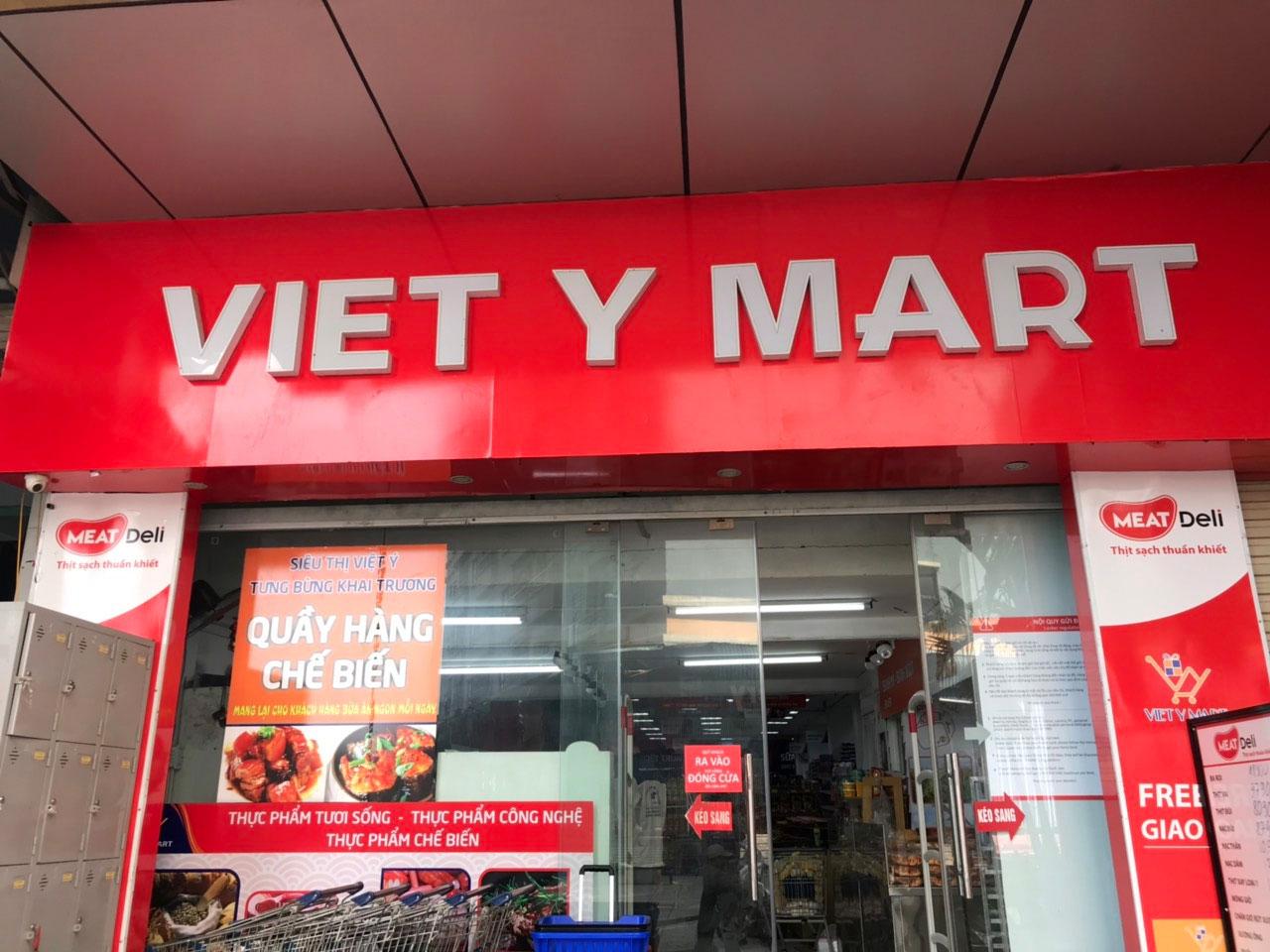 siêu thị Việt Ý Mart