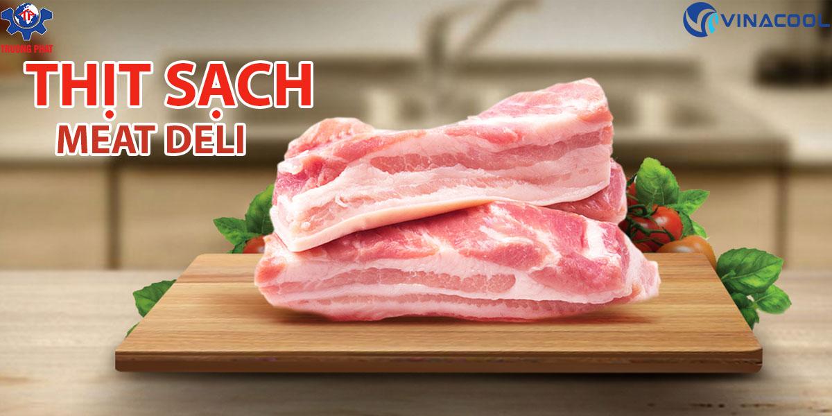 thịt sạch meat deli