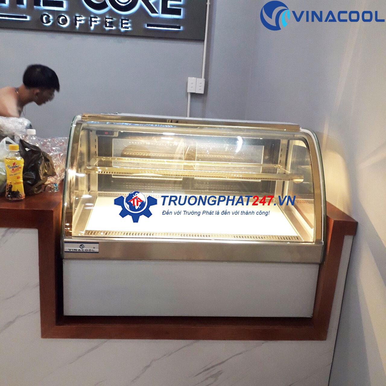 Bí mật giúp tủ bánh ngọt mini Vinacool chiếm lĩnh thị trường