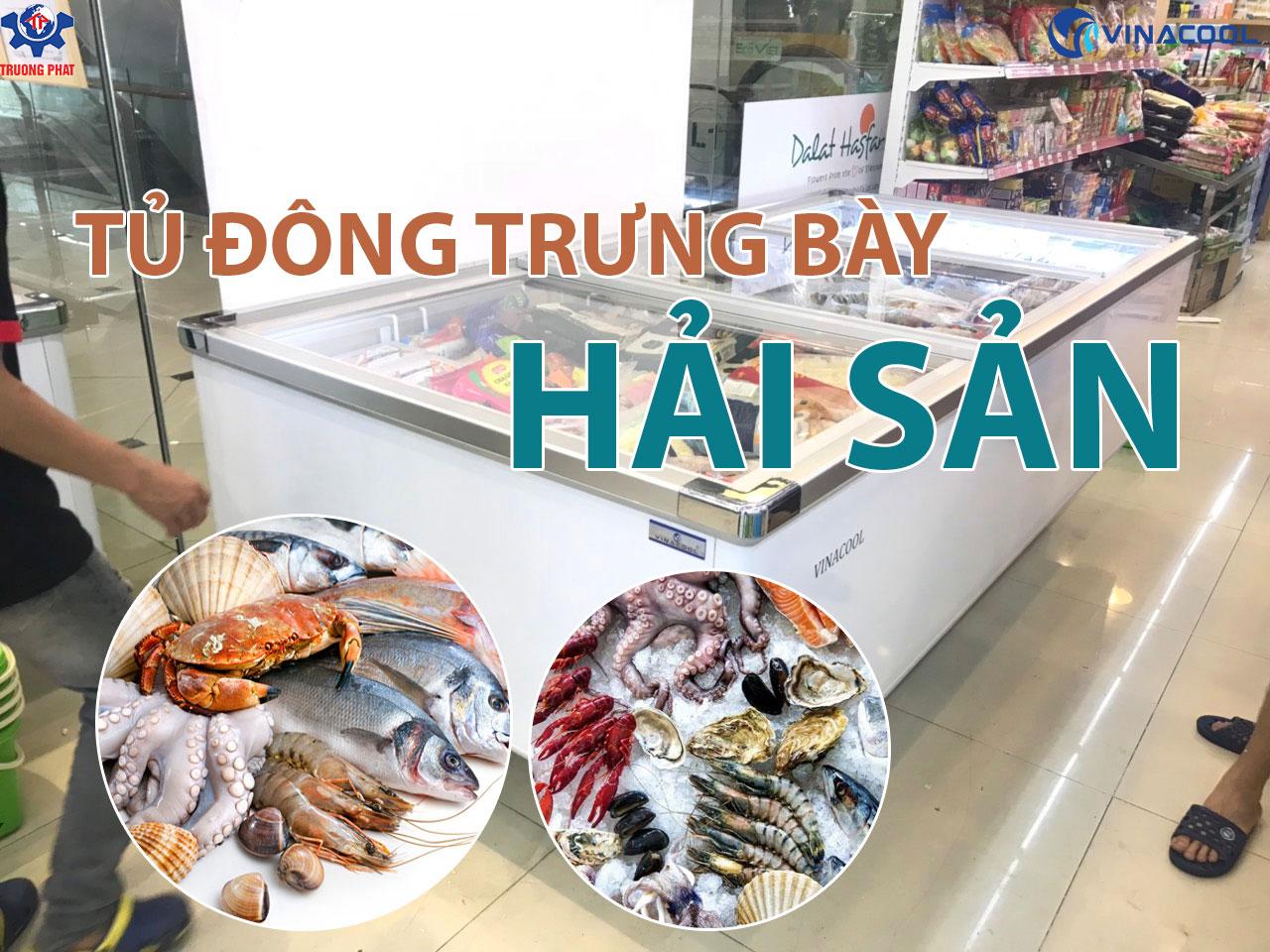 Kinh nghiệm mua tủ đông trưng bày hải sản giá rẻ chất lượng