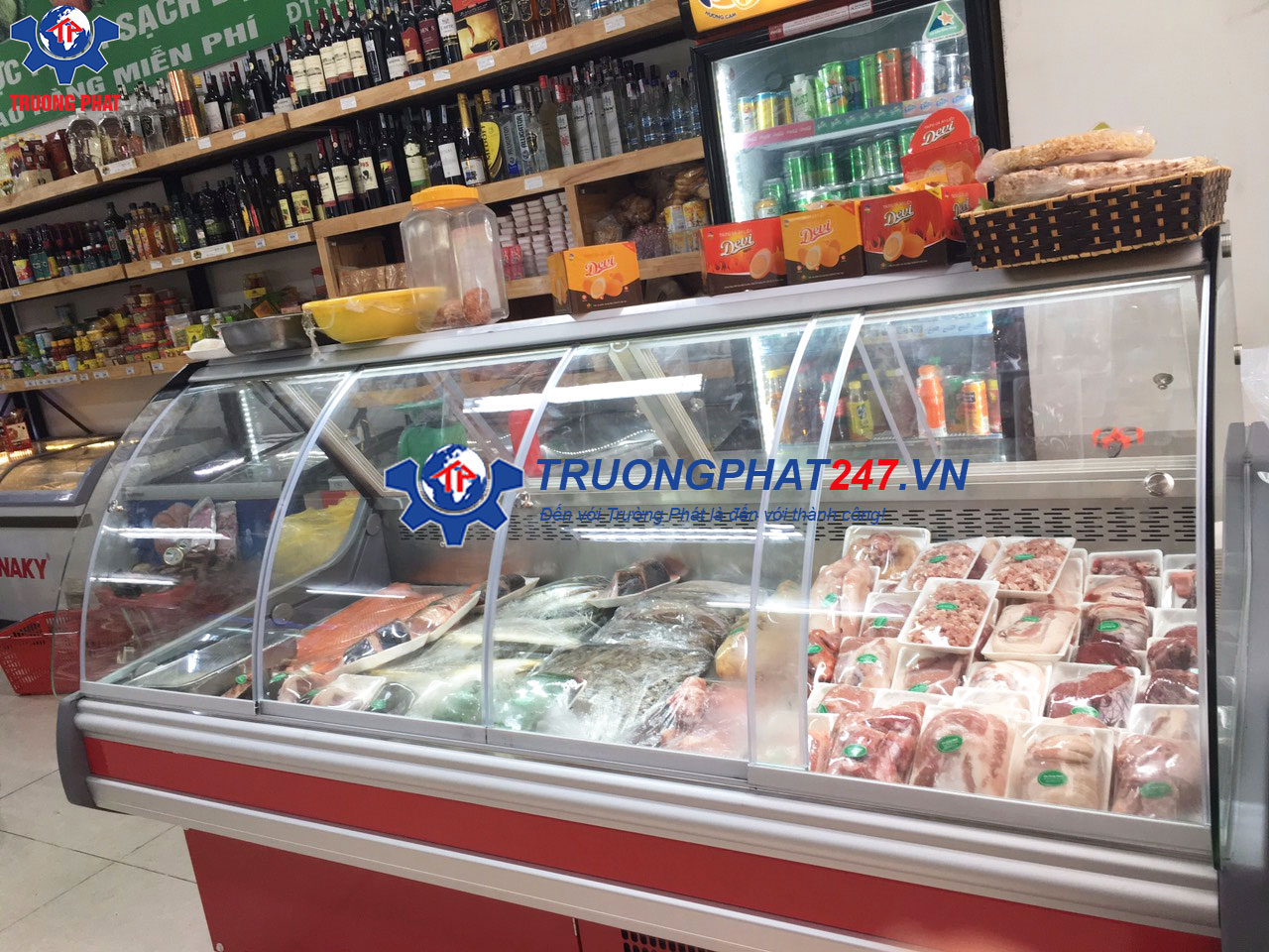 Bạn đã biết sử dụng tủ mát bảo quản thịt lợn đúng cách?