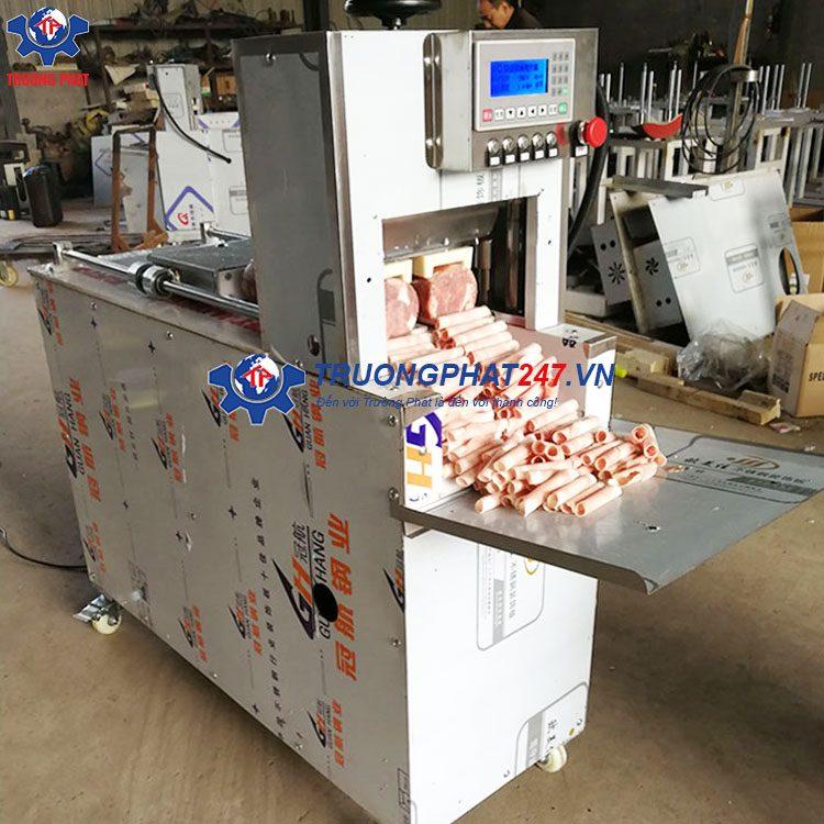 Máy thái thịt đông lạnh công nghiệp 2 cuộn RW-02