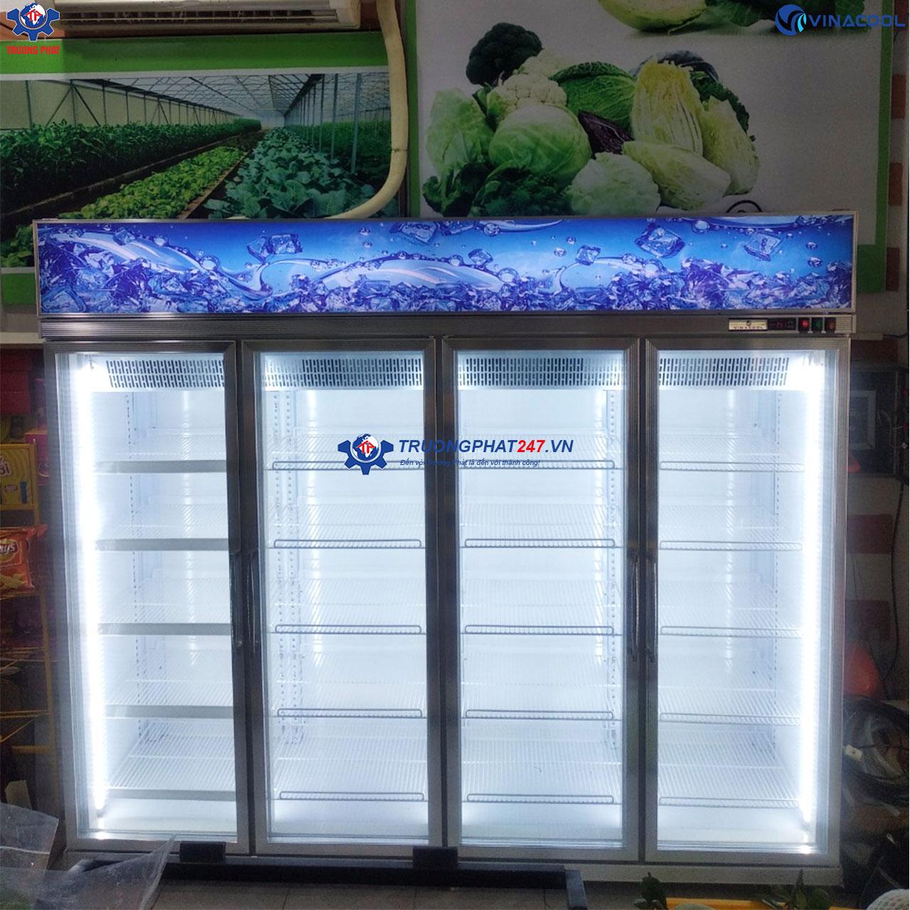 tủ đông đứng trưng bày SLD-2400FSW