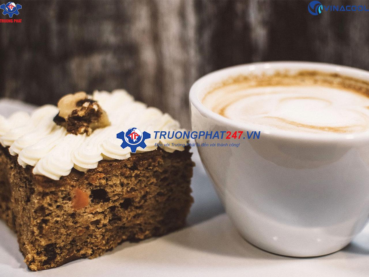 cafe và bánh