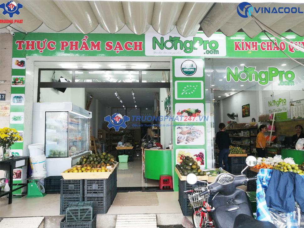 Mua tủ mát siêu thị Đà Nẵng nên chọn thương hiệu nào?