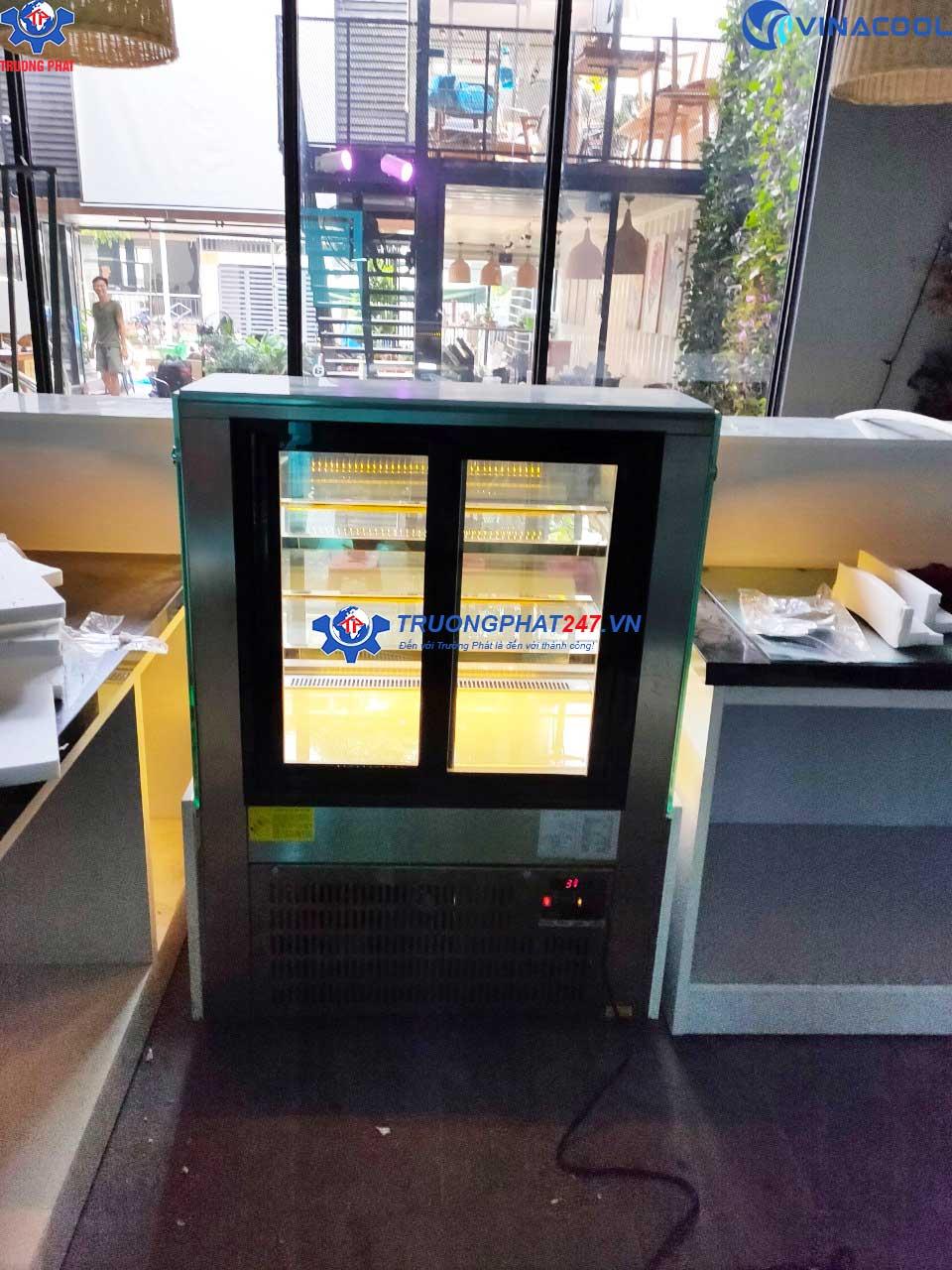 hệ thống làm lạnh tủ bánh 90cm