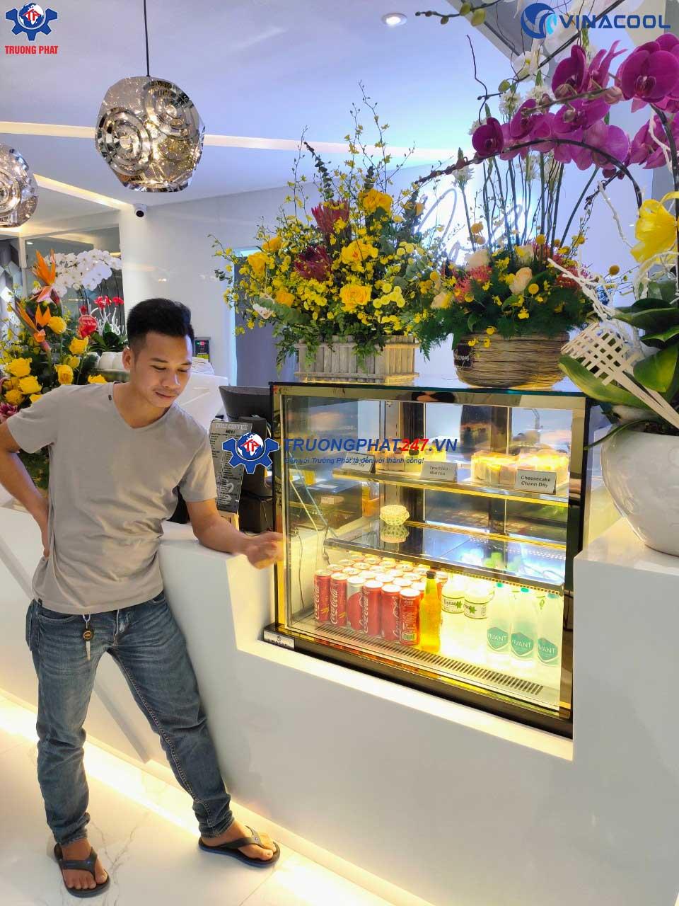 Địa chỉ mua tủ bánh kem ở Nha Trang