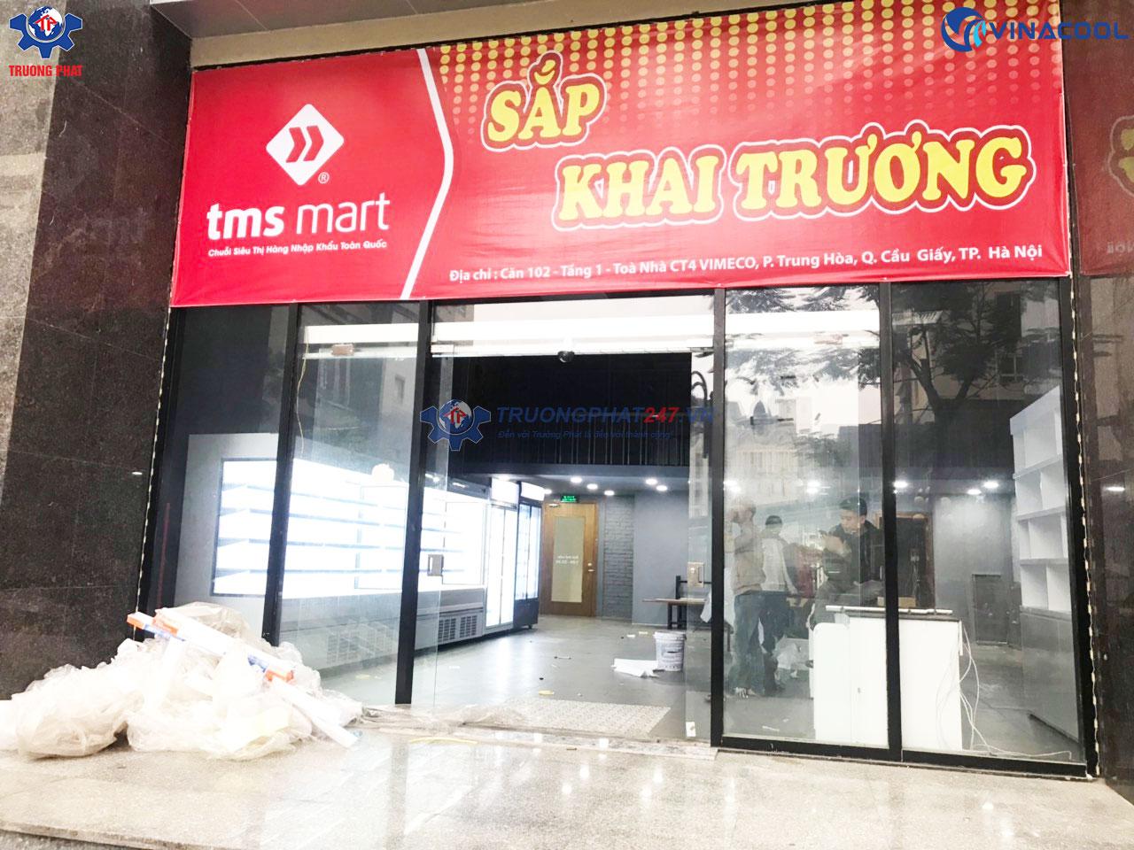 siêu thị TMS Mart
