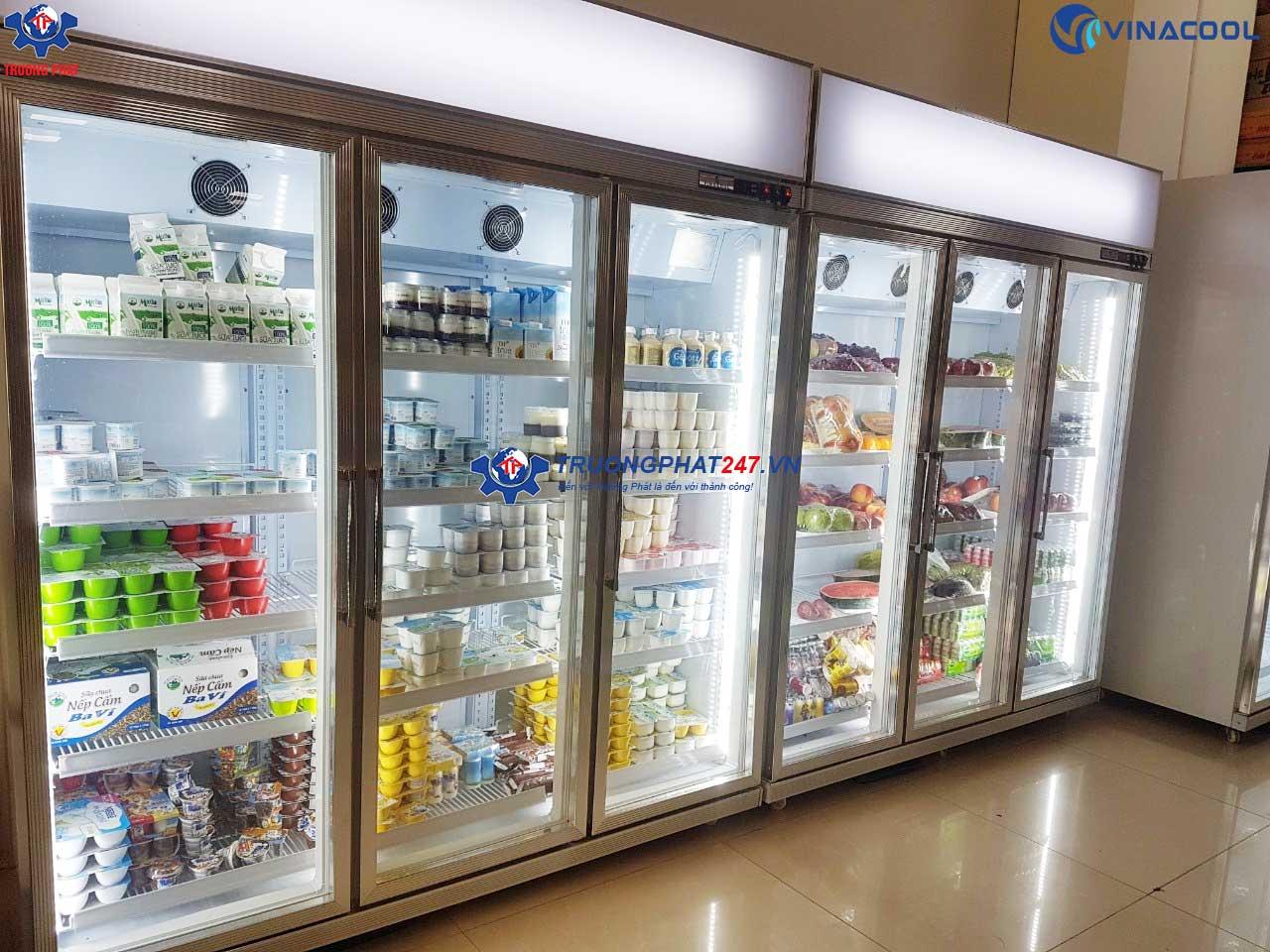 Mách bạn nơi mua tủ mát đựng nước ngọt hà nội chất lượng tốt nhất