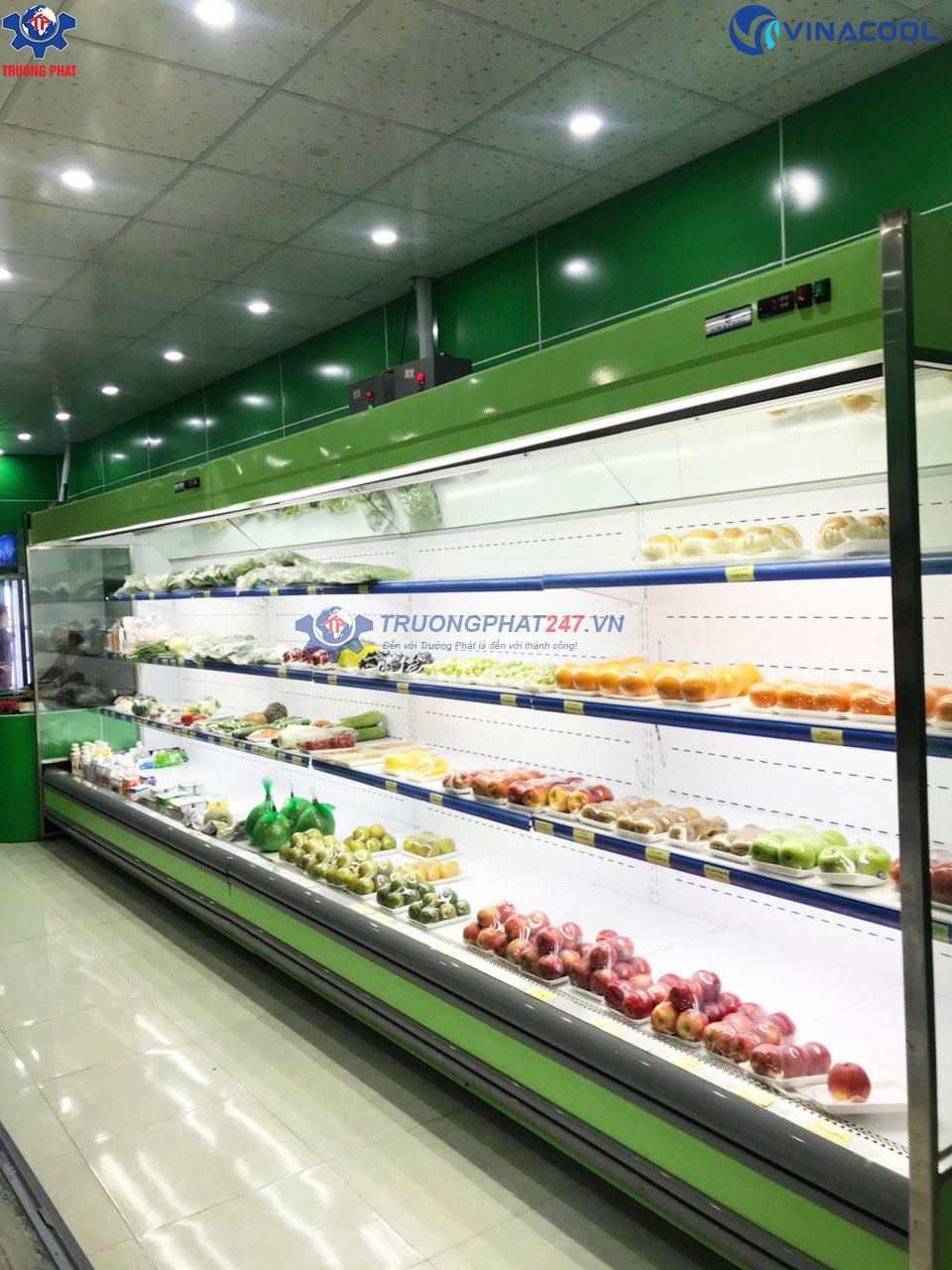 Khám phá các thiết bị trong cửa hàng bán tủ mát siêu thị TRƯỜNG PHÁT