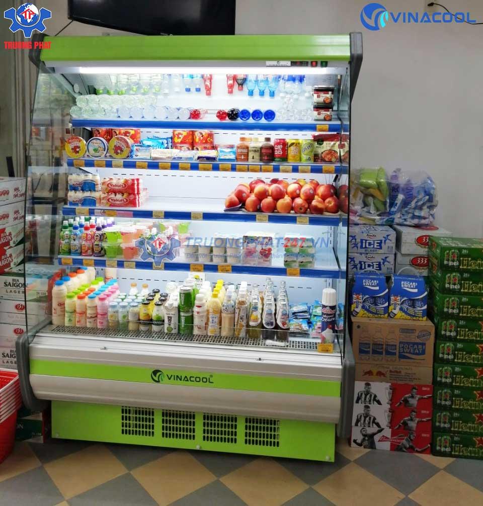 tủ siêu thị mini