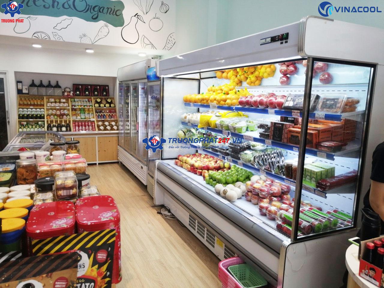 Tủ siêu thị hiện nay dùng máy nén khí loại nào?