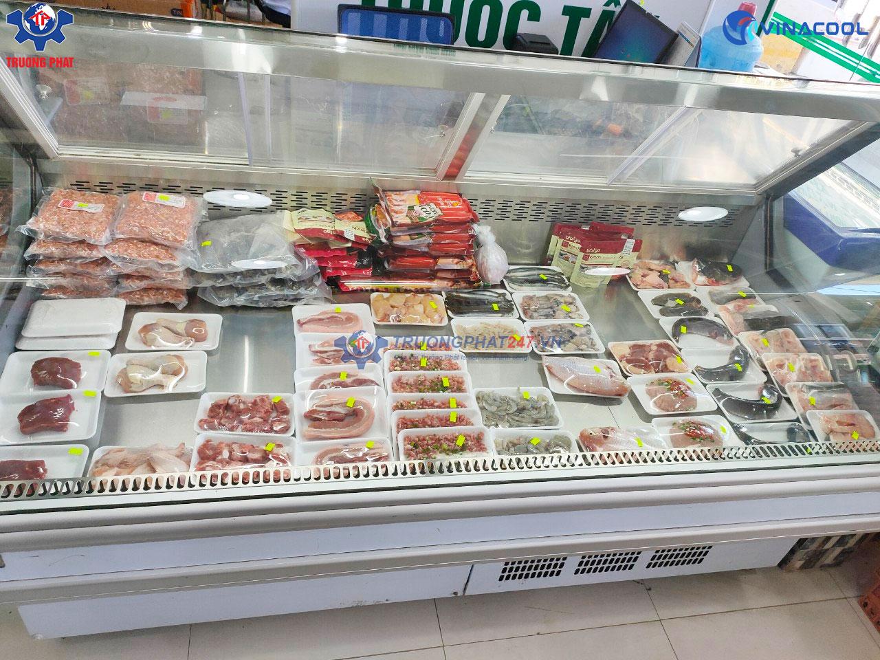 Mua tủ trưng bày thịt nguội loại nào tốt?
