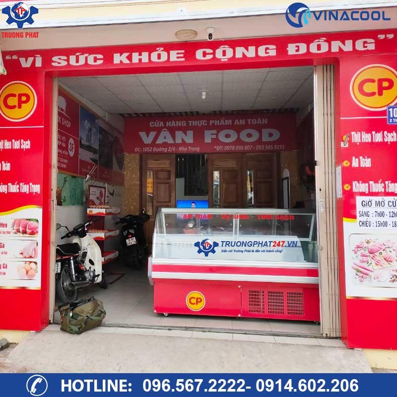 Cửa Hàng Thịt Lợn Sạch Tại TP. Nha Trang