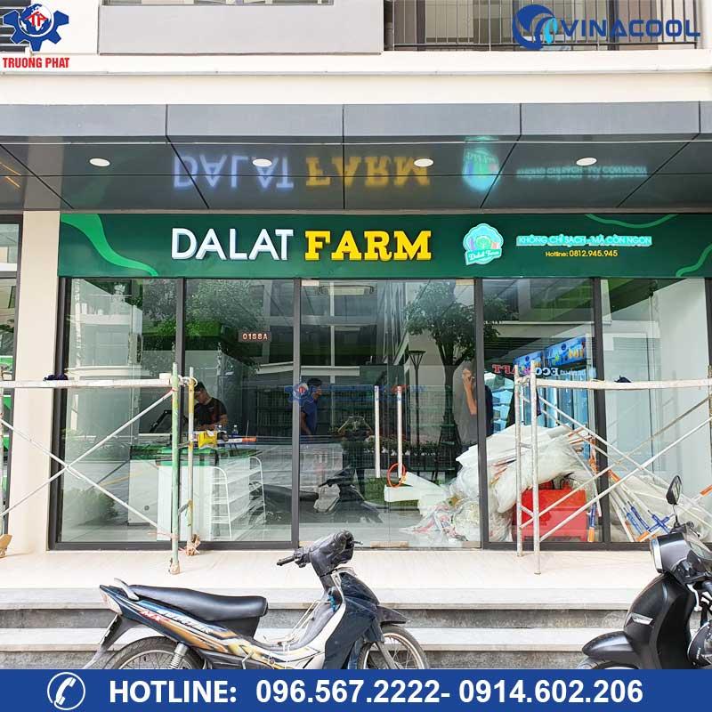 Dự Án Minimart DaLatFarm