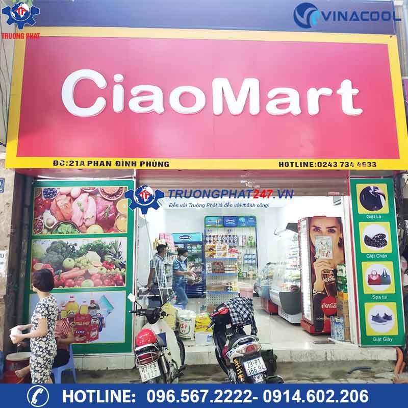 Dự án Ciao Mart Phan Đình Phùng