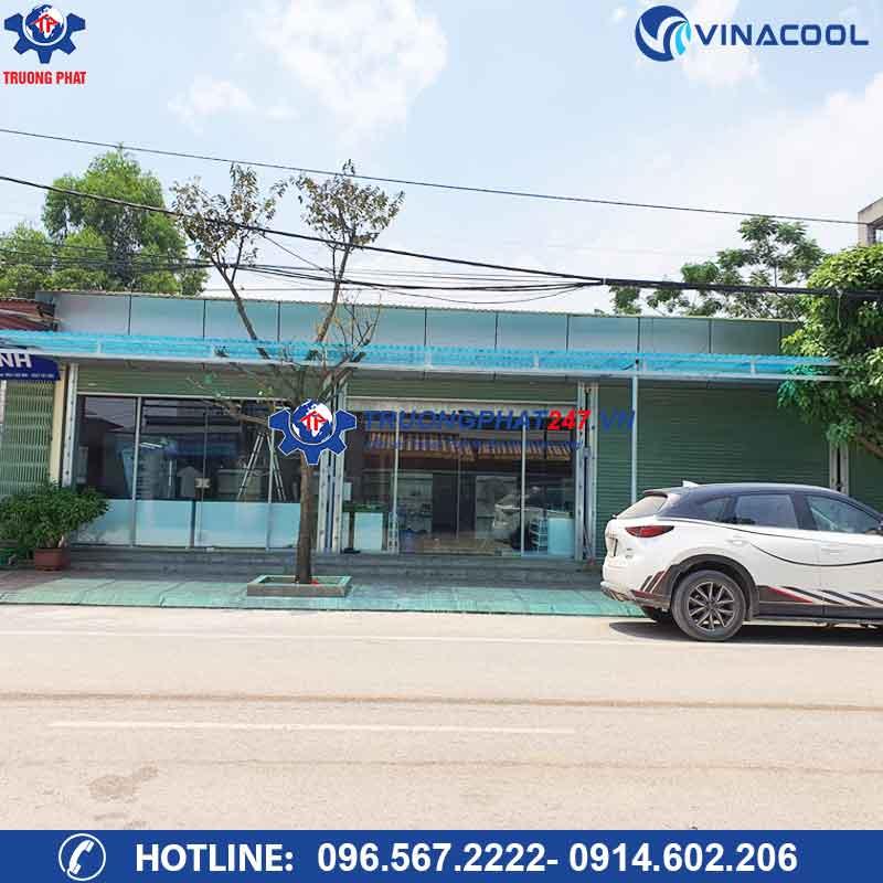 Dự án Minimart tại Bắc Giang