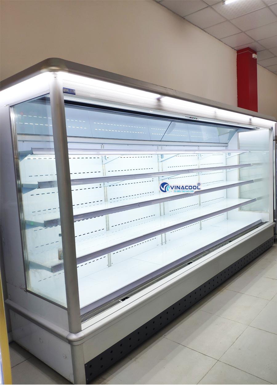 tủ bảo quản thực phẩm siêu thị cao cấp