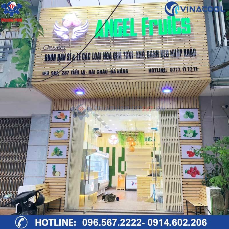 Angel Fruits cửa hàng trái cây nhập khẩu cao cấp