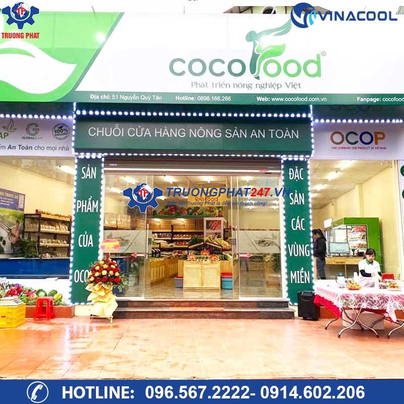 Chuỗi nông sản sạch CocoFood