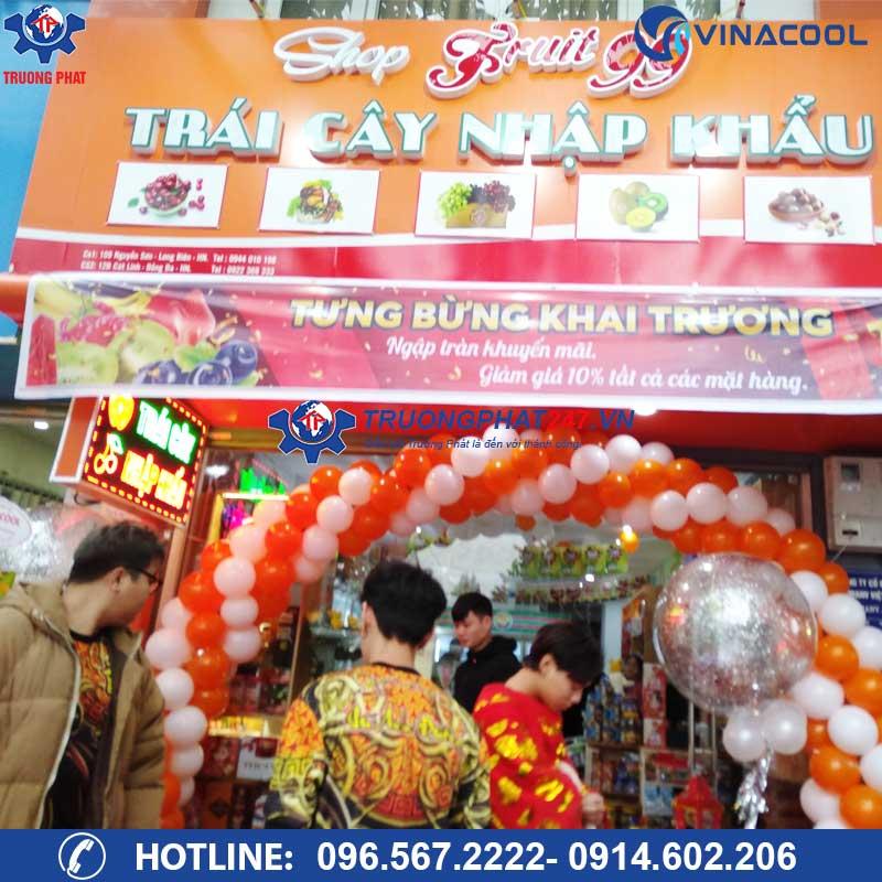 Cửa hàng trái cây nhập khẩu Fruit99 Cát Linh
