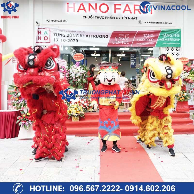 Cửa hàng thực phẩm sạch HanoFarm