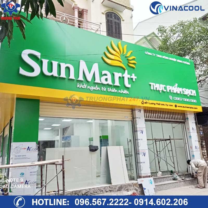 Sunmart Cơ Sở 1 Lương Thế Vinh