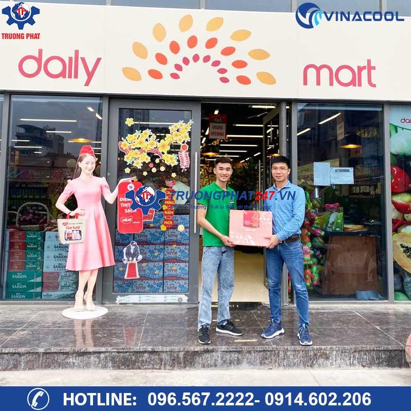 Siêu Thị DailyMart Định Công Sky Central