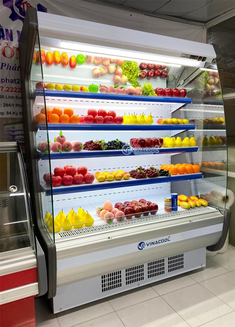 thanh lý tủ siêu thị