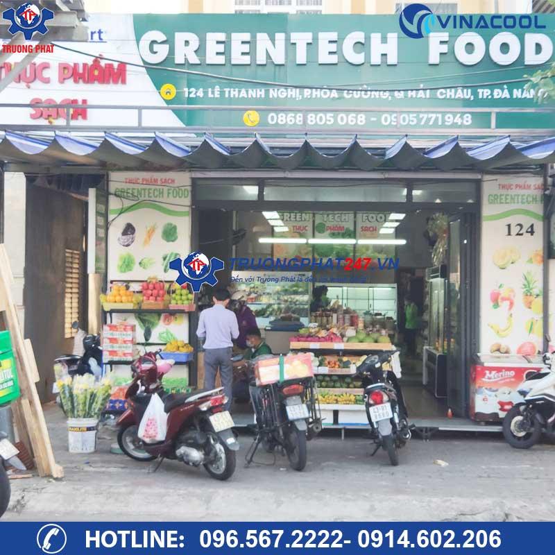 Siêu thị Greentech Food Đà Nẵng