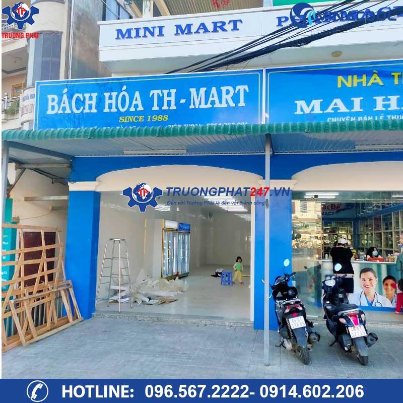 Bách hóa TH Mart Đà Lạt
