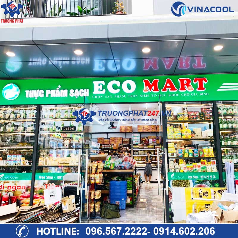 Siêu thị Eco Mart Vinhomes Ocean Park Gia Lâm